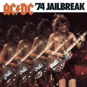 CD Shop - AC/DC 74 JAILBREAK