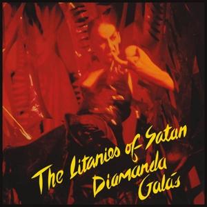 CD Shop - GALAS, DIAMANDA LITANIES OF SATAN