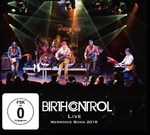 CD Shop - BIRTH CONTROL LIVE HARMONIE BONN
