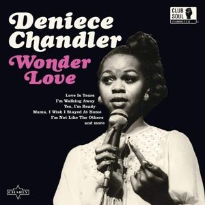 CD Shop - CHANDLER, DENIECE WONDER LOVE