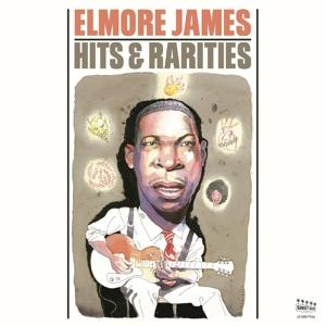 CD Shop - JAMES, ELMORE HITS & RARITIES