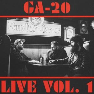 CD Shop - GA-20 7-LIVE VOL.1