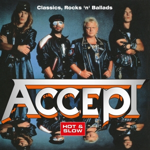 CD Shop - ACCEPT HOT & SLOW - CLASSICS, ROCK