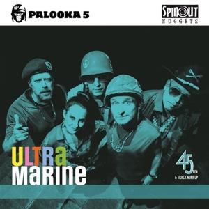 CD Shop - PALOOKA 5 ULTRA MARINE