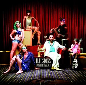 CD Shop - MAALOUF, IBRAHIM ILLUSIONS