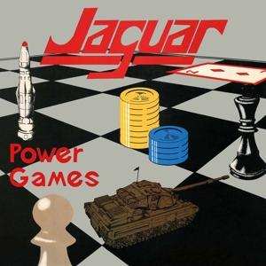 CD Shop - JAGUAR POWER GAMES