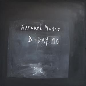 CD Shop - V/A APPAREL MUSIC B-DAY 10