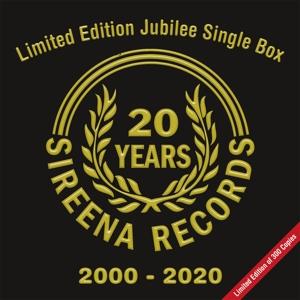 CD Shop - V/A 7-20 YEARS SIREENA JUBILEE SINGLE BOX