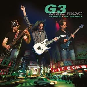 CD Shop - G3 LIVE IN TOKYO