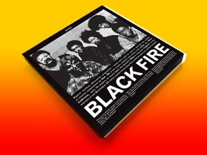 CD Shop - V/A BLACK FIRE