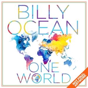 CD Shop - OCEAN, BILLY ONE WORLD