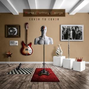 CD Shop - MORSE/PORTNOY/GEORGE COV3R TO COV3R