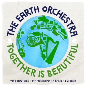 CD Shop - EARTH ORCHESTRA TOGETHER IS BEAUTIFUL