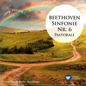 CD Shop - BARENBOIM, DANIEL BEETHOVEN: SYMPHONY NO.6