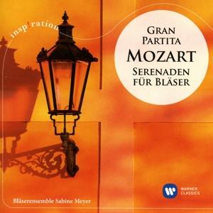 CD Shop - MEYER, SABINE MOZART: GRAN PARTITA