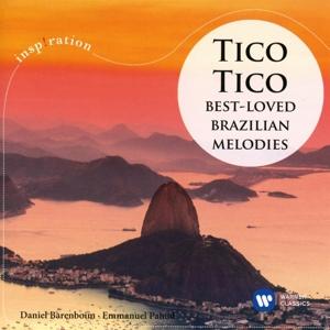 CD Shop - PAHUD/BARENBOIM TICO TICO - BRAZILIAN