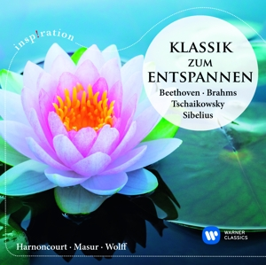 CD Shop - V/A CLASSICS FOR RELAXATION: PEACE AND SERENITY