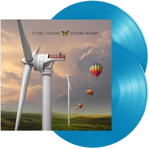 CD Shop - FLYING COLORS SECOND NATURE