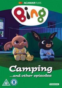 CD Shop - ANIMATION BING: CAMPING... AND OTHER EPISODES