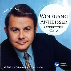 CD Shop - ANHEISSER, WOLFGANG OPERETTA GALA