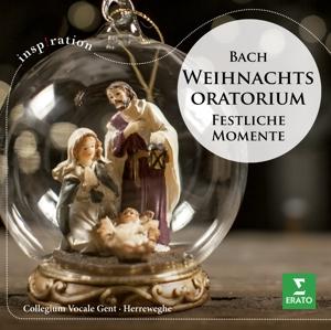CD Shop - BACH, J.S. WEIHNACHTSORATORIUM (HGL.)