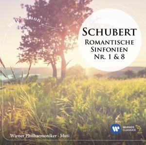 CD Shop - SCHUBERT, F. ROMANTISCHE SINFONIEN 1 & 8