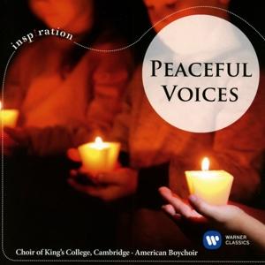 CD Shop - V/A PEACEFUL VOICES