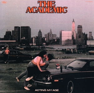 CD Shop - ACADEMIC ACTING MY AGE