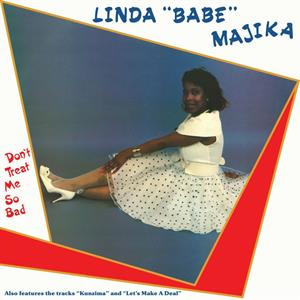 "CD Shop - ""MAJIKA, LINDA """"BABE"""""" DON"