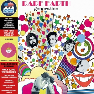 CD Shop - RARE EARTH GENERATION