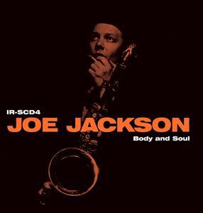 CD Shop - JACKSON, JOE Body & Soul