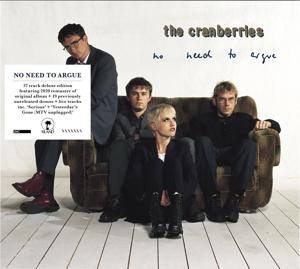 CD Shop - CRANBERRIES NO NEED TO ARGUE