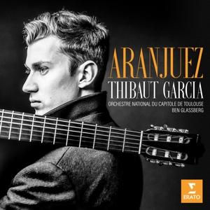 CD Shop - GARCIA, THIBAUT ARANJUEZ