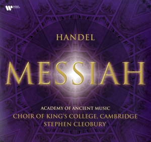 CD Shop - HANDEL, G.F. MESSIAH