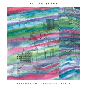 CD Shop - YOUNG JESUS WELCOME TO CONCEPTUAL BEACH