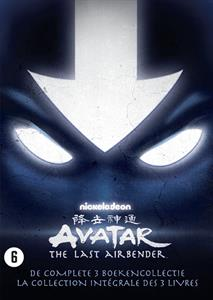 CD Shop - ANIMATION AVATAR THE LAST AIRBENDER COLLECTION