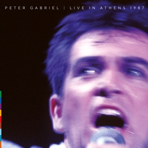 CD Shop - GABRIEL PETER LIVE IN ATHENS 1987