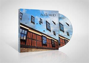 CD Shop - ACUTE MIND UNDER THE EMPTY SKY