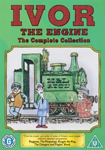 CD Shop - ANIMATION IVOR THE ENGINE: THE COMPLETE COLLECTION