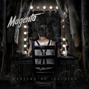 CD Shop - MAGENTA MASTERS OF ILLUSIONS