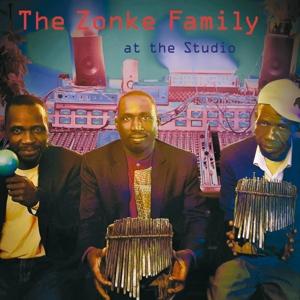 CD Shop - ZONKE FAMILY AT THE STUDIO