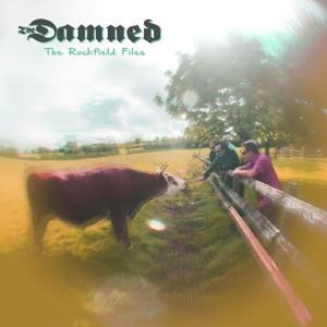 CD Shop - DAMNED ROCKFIELD FILES