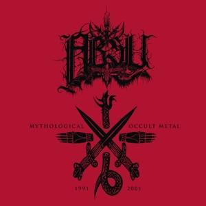 CD Shop - ABSU MYTHOLOGICAL OCCULT METAL