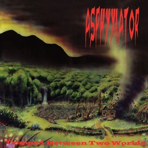 CD Shop - ASPHYXIATOR TRAPPED BETWEEN TWO WORLDS