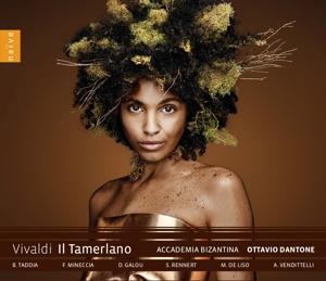CD Shop - ACCADEMIA BIZANTINA IL TAMERLANO RV703