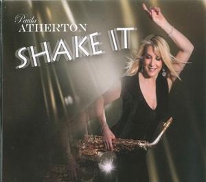CD Shop - ATHERTON, PAULA SHAKE IT