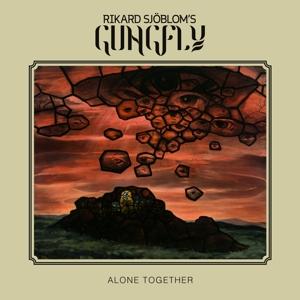 CD Shop - GUNGFLY ALONE TOGETHER -BONUS TR-