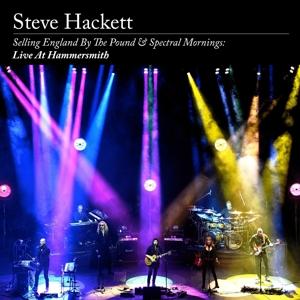 CD Shop - HACKETT, STEVE SELLING ENGLAND.. -LP+CD-