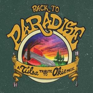 CD Shop - V/A BACK TO THE PARADISE: A TULSA TRIBUTE TO OKIE MUSIC