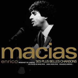 CD Shop - MACIAS, ENRICO SES PLUS BELLES CHANSONS